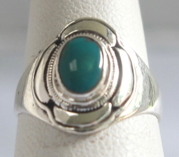 RPR-601 Adjustable Turquosie Ring