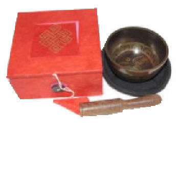 "Deep Singing bowl set 3"" SB-01S"