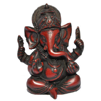 Ganesh with crown RG-070A