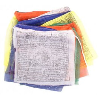 Tibetan Prayer Flag- Large prayer flags PF-002