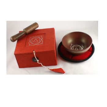 ROOT Chakra Singing Bowl Set SB-C07