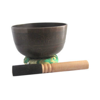 "6"" deep Singing bowl set SB-06S"