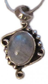 Moon Stone Pendent SP-215