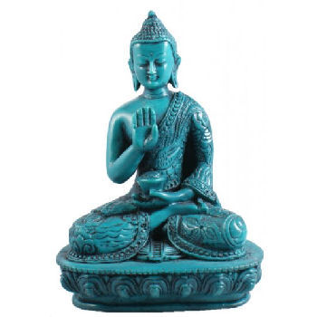 Blessing Buddha Turquoise looking RB-100E