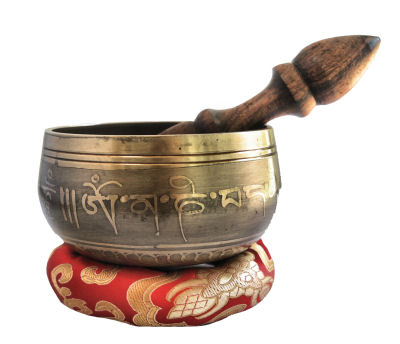"4"" fine Singing bowl set SB-030"